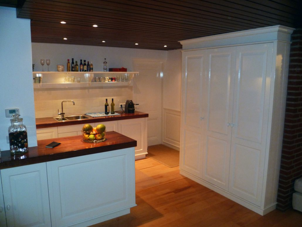 Keuken Op Maat Verbouwen Renoveren Door Timmerman